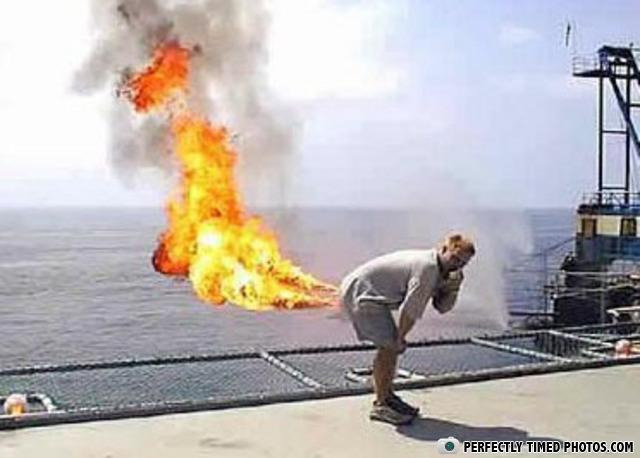 - Now That's what i call a firefart.