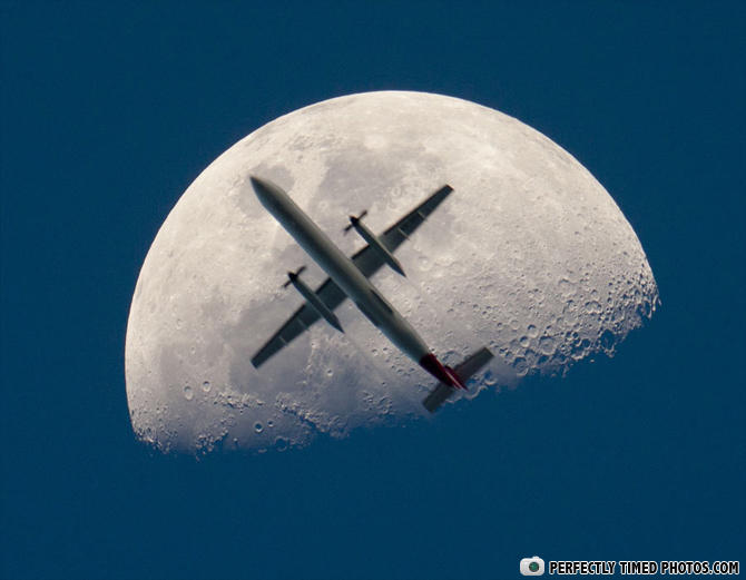 - The legendary moonplane ô.Ô