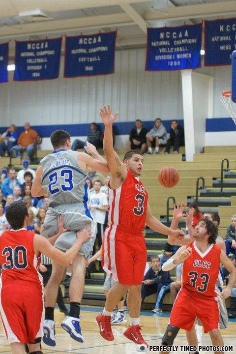 - Proof that white men can't jump!